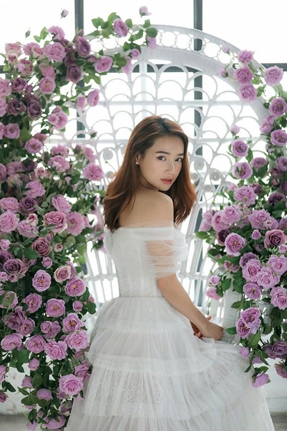 Sau 1 năm kết hôn với Trường Giang, Nhã Phương lại diện váy cưới - ảnh 7