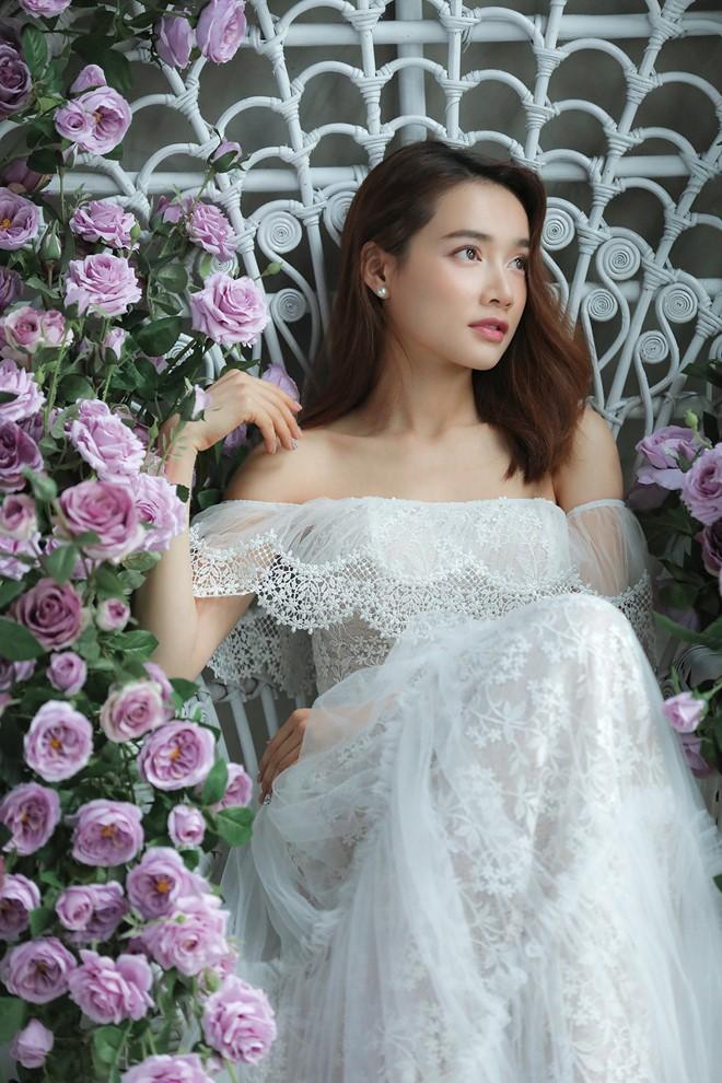 Sau 1 năm kết hôn với Trường Giang, Nhã Phương lại diện váy cưới - ảnh 8