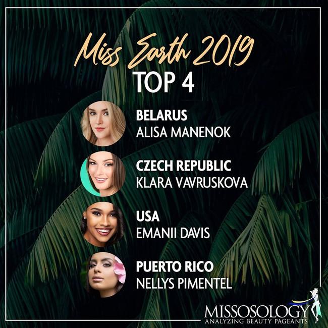 Người đẹp đến từ Puerto Rico đăng quang Hoa hậu Trái đất 2019 - ảnh 7