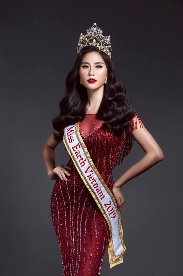 Người đẹp đến từ Puerto Rico đăng quang Hoa hậu Trái đất 2019 - ảnh 6