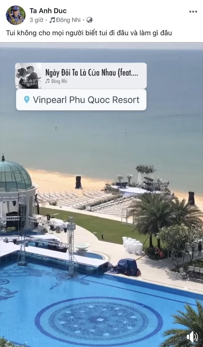 Cận cảnh không gian tiệc cưới 10 tỷ đồng trên bãi biển của Đông Nhi- Ông Cao Thắng - ảnh 2