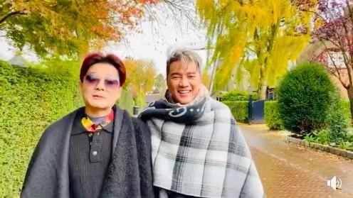 Showbiz 10/11: Đông Nhi, Ông Cao Thắng xuất hiện sau lễ cưới bạc tỷ - ảnh 2