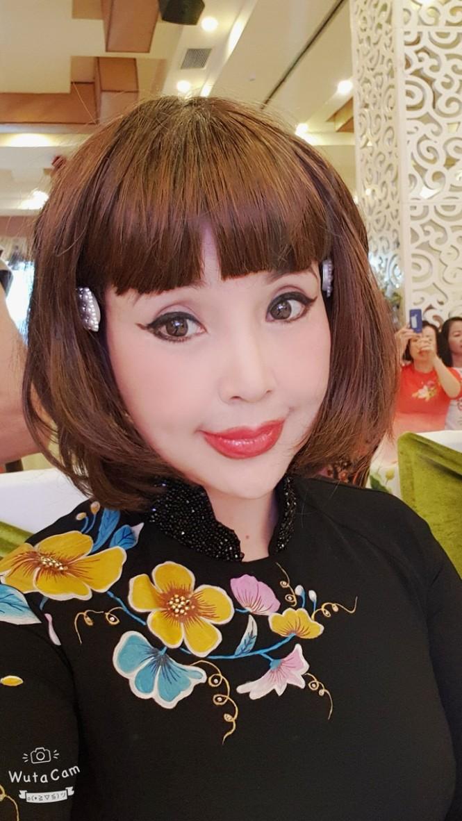 NSND Lan Hương lại gây tranh cãi vì gương mặt cứng đơ khác lạ   - ảnh 2