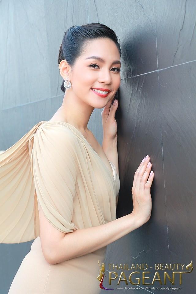 Nhan sắc thiên thần của người đẹp Thái Lan vừa đăng quang Hoa hậu Quốc tế 2019  - ảnh 5