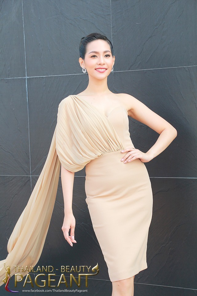 Nhan sắc thiên thần của người đẹp Thái Lan vừa đăng quang Hoa hậu Quốc tế 2019  - ảnh 8