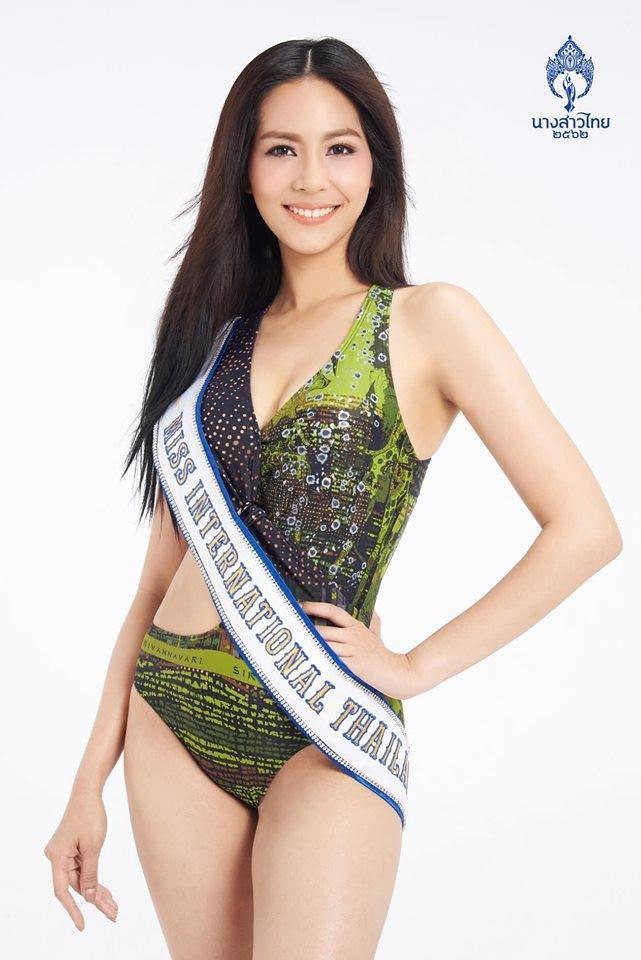 Nhan sắc thiên thần của người đẹp Thái Lan vừa đăng quang Hoa hậu Quốc tế 2019  - ảnh 7