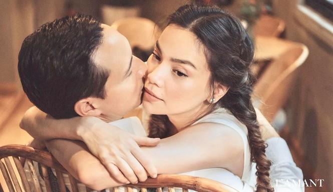 Hồ Ngọc Hà liên tục khoe ảnh ôm hôn với Kim Lý, fan khuyên 'hãy cưới cô ý' - ảnh 1