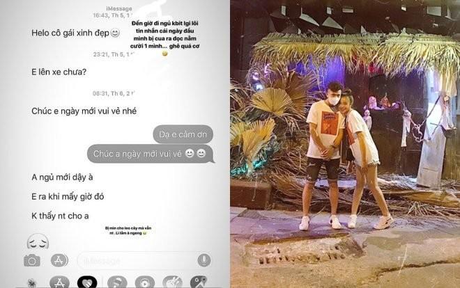 Hotgirl Nhật Linh lên tiếng về tin đồn cưới chạy bầu với Phan Văn Đức - ảnh 1