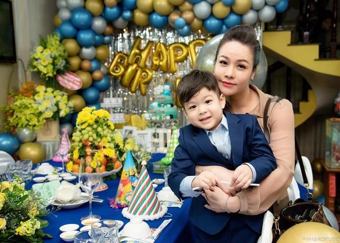 Nhật Kim Anh cầu xin chồng cũ cho được gặp con - ảnh 1
