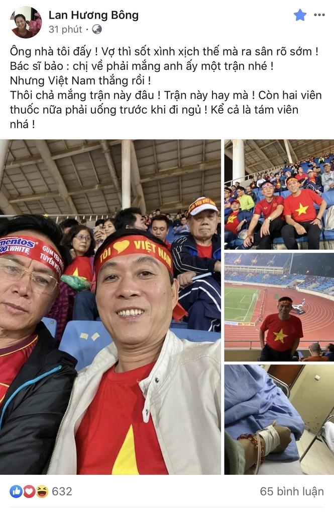 Showbiz 15/11: Tung ảnh nude mừng tuyển Việt Nam chiến thắng, Bảo Anh gây 'bão' - ảnh 3