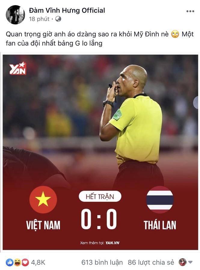 Bức xúc khi trọng tài Al-Kaf không công nhận bàn thắng của tuyển Việt Nam - ảnh 1