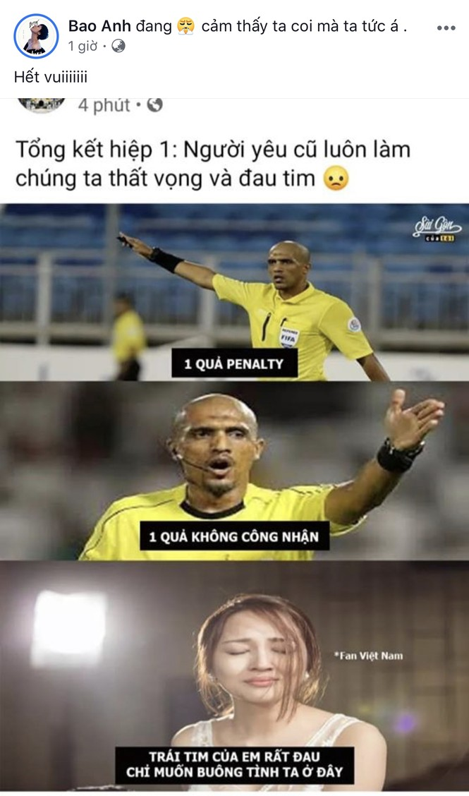 Bức xúc khi trọng tài Al-Kaf không công nhận bàn thắng của tuyển Việt Nam - ảnh 4