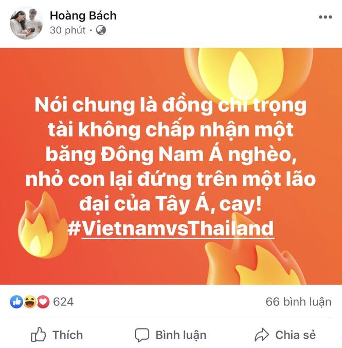Bức xúc khi trọng tài Al-Kaf không công nhận bàn thắng của tuyển Việt Nam - ảnh 5