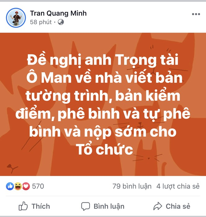 Bức xúc khi trọng tài Al-Kaf không công nhận bàn thắng của tuyển Việt Nam - ảnh 8