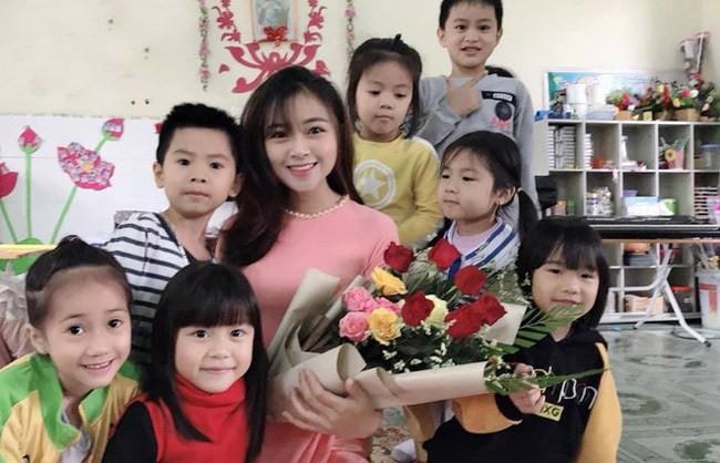 Điểm danh bạn gái các tuyển thủ Việt Nam làm giáo viên - ảnh 8