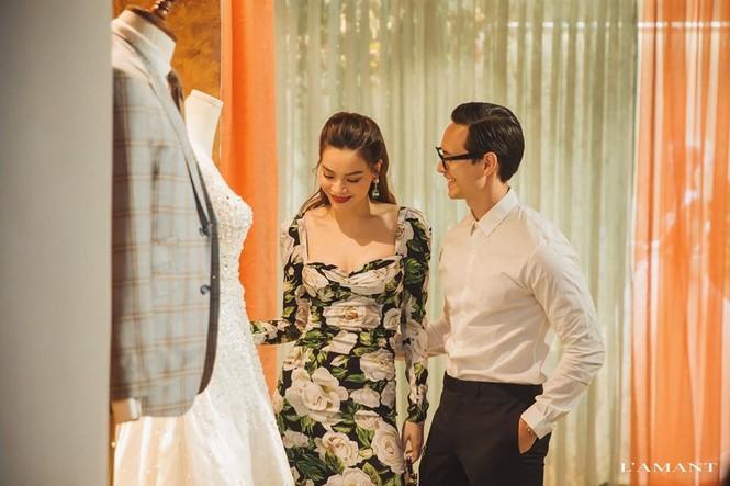 Lộ thiệp cưới của Hồ Ngọc Hà và Kim Lý? - ảnh 3