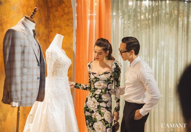 Lộ thiệp cưới của Hồ Ngọc Hà và Kim Lý? - ảnh 4