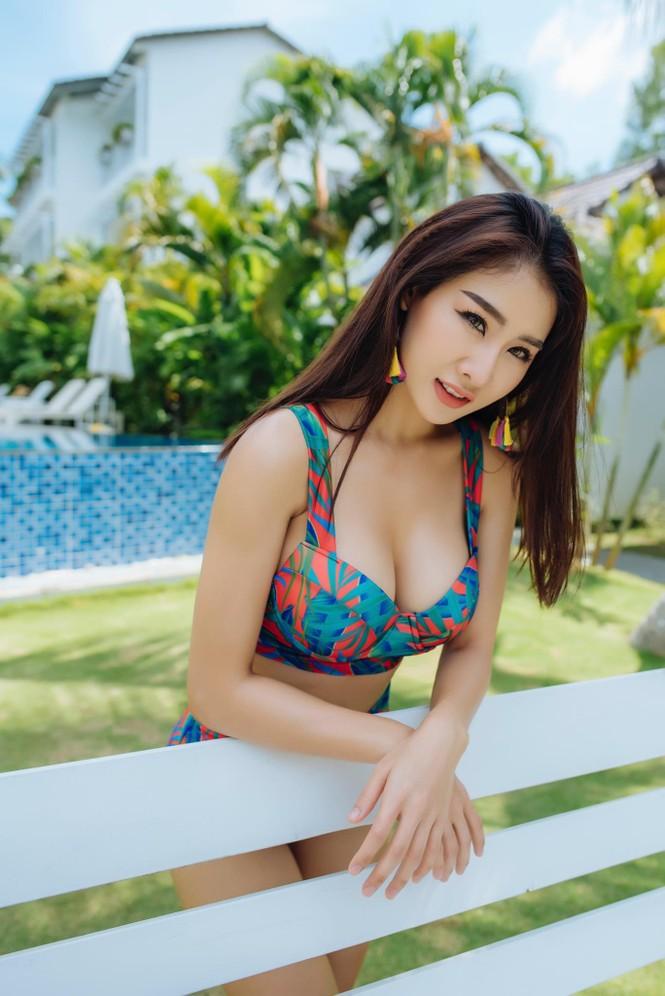 DJ 'gợi cảm nhất châu Á' tung ảnh nude mừng U22 Việt Nam gây tranh cãi - ảnh 1