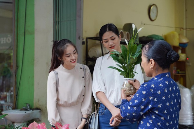 Hai cô gái đến từ Phú Thọ lọt Top 35 Hoa hậu Việt Nam 2020 là ai? - ảnh 2