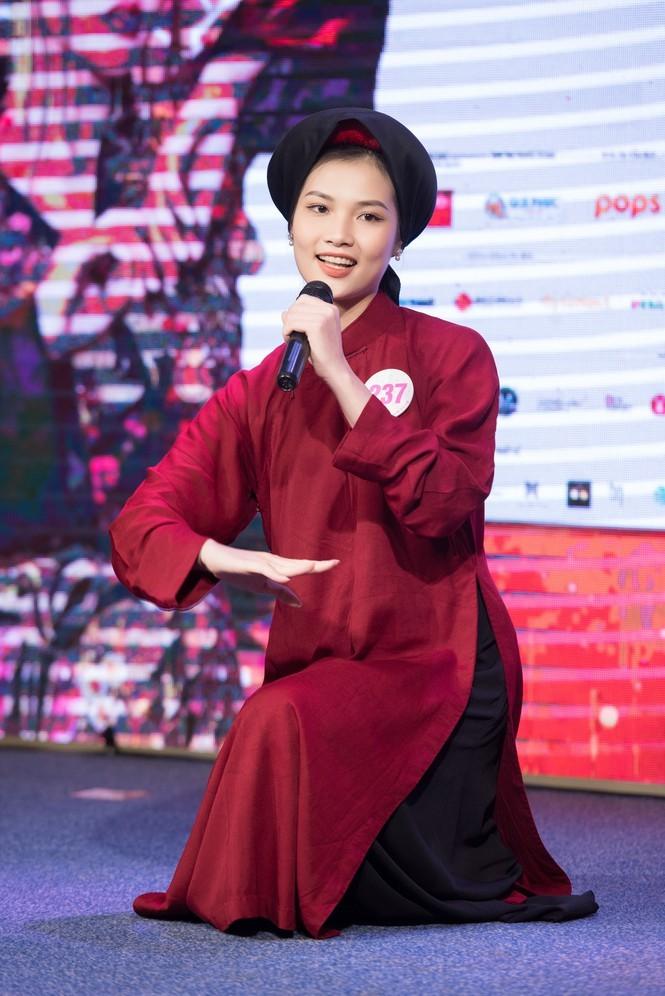 Hai cô gái đến từ Phú Thọ lọt Top 35 Hoa hậu Việt Nam 2020 là ai? - ảnh 5