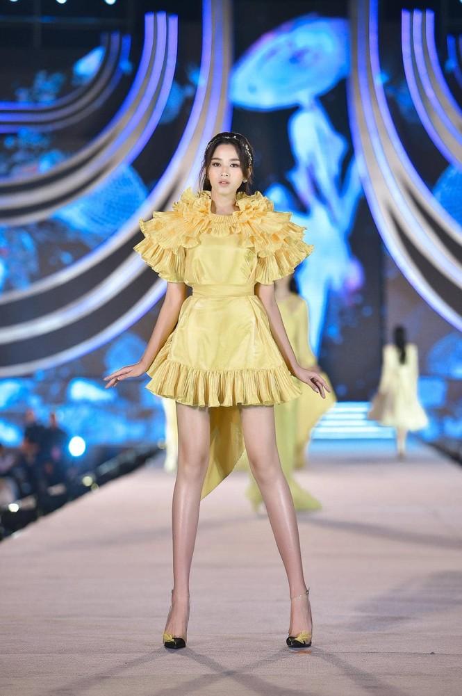 Nhan sắc Top 5 Người đẹp Thời trang Hoa hậu Việt Nam 2020 - ảnh 3