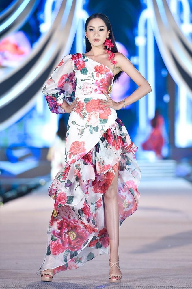 Nhan sắc Top 5 Người đẹp Thời trang Hoa hậu Việt Nam 2020 - ảnh 6