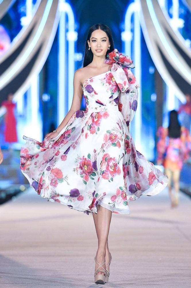 Nhan sắc Top 5 Người đẹp Thời trang Hoa hậu Việt Nam 2020 - ảnh 7