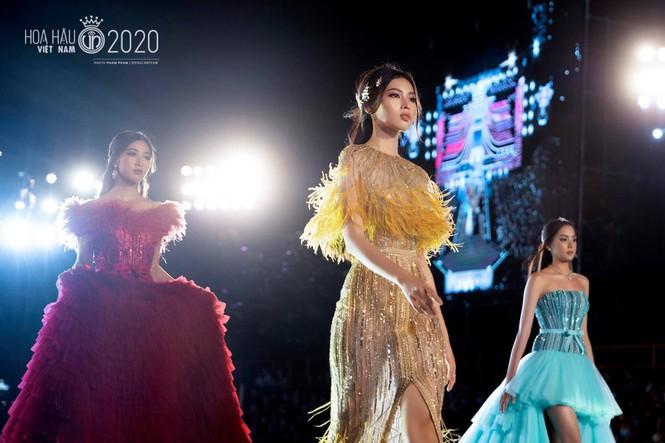 Nhan sắc Top 5 Người đẹp Thời trang Hoa hậu Việt Nam 2020 - ảnh 10