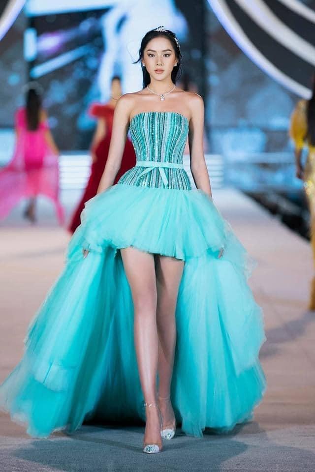 Nhan sắc Top 5 Người đẹp Thời trang Hoa hậu Việt Nam 2020 - ảnh 5