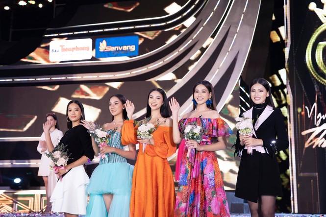Nhan sắc Top 5 Người đẹp Thời trang Hoa hậu Việt Nam 2020 - ảnh 2