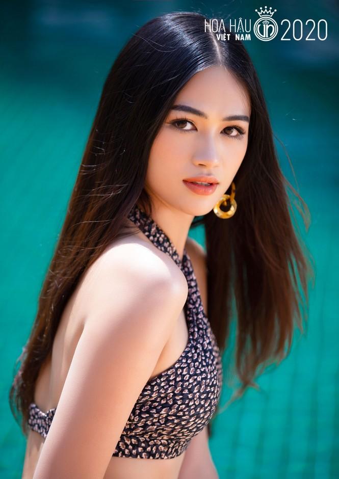 5 cô gái mặc bikini đẹp nhất Hoa hậu Việt Nam 2020 trình diễn áo tắm - ảnh 7