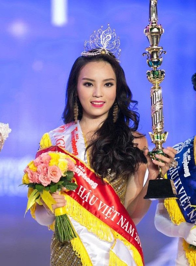Đỗ Thị Hà mở ra một thập kỷ nhan sắc mới, nhìn lại vẻ đẹp của 5 Hoa hậu VN thập kỷ qua - ảnh 5