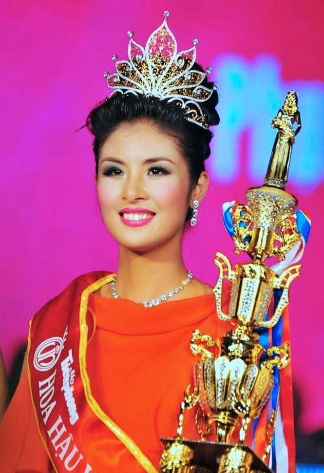 Đỗ Thị Hà mở ra một thập kỷ nhan sắc mới, nhìn lại vẻ đẹp của 5 Hoa hậu VN thập kỷ qua - ảnh 1