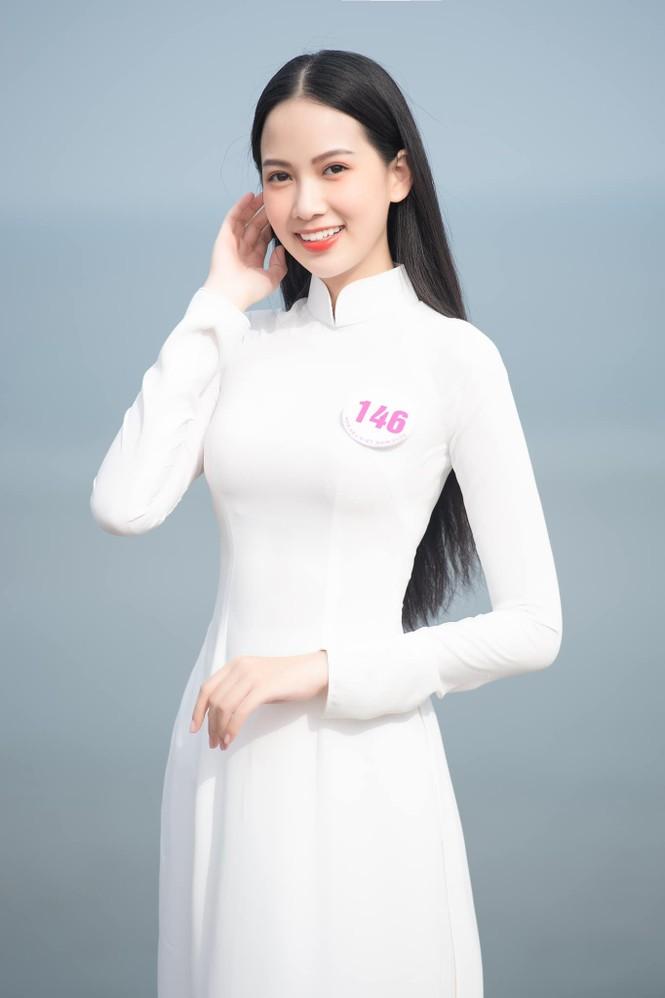 Gặp lại Phạm Thị Phương Quỳnh: Top 5 và là cô gái có làn da đẹp nhất HHVN 2020 - ảnh 2