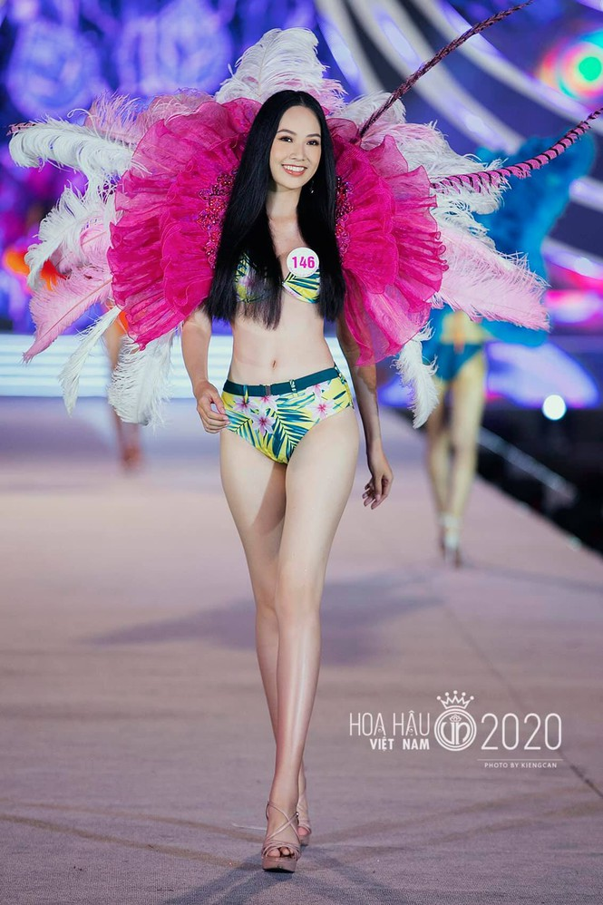 Gặp lại Phạm Thị Phương Quỳnh: Top 5 và là cô gái có làn da đẹp nhất HHVN 2020 - ảnh 4