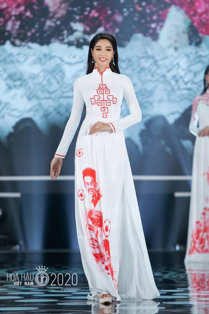 Hotgirl hàng không duy nhất lọt Top 10 Hoa hậu Việt Nam 2020 - ảnh 4