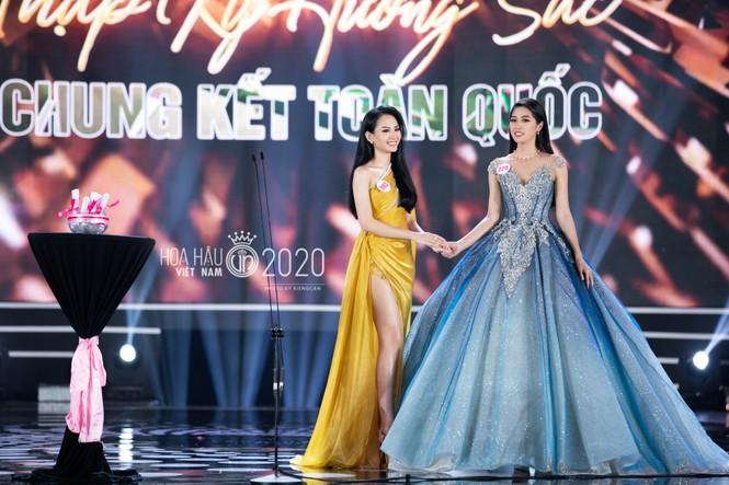 Hotgirl hàng không duy nhất lọt Top 10 Hoa hậu Việt Nam 2020 - ảnh 7