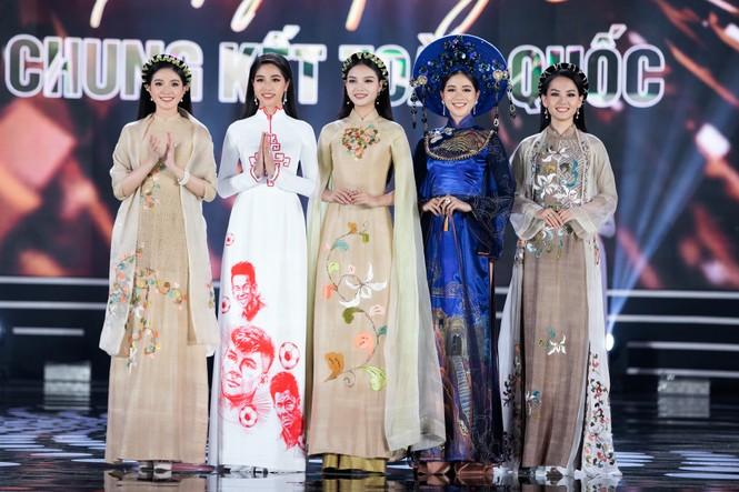 Hotgirl hàng không duy nhất lọt Top 10 Hoa hậu Việt Nam 2020 - ảnh 1