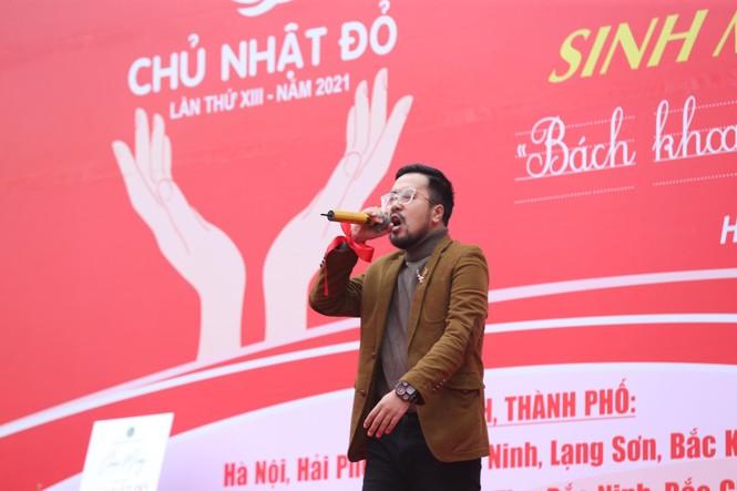 Nghệ sĩ Xuân Bắc cùng dàn sao 'đốt cháy' sân khấu Chủ nhật Đỏ - ảnh 14