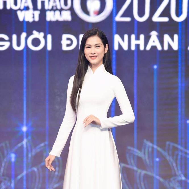 Tân Hoa khôi Sinh viên chia sẻ điều quý giá có được từ Hoa hậu Việt Nam 2020 - ảnh 6