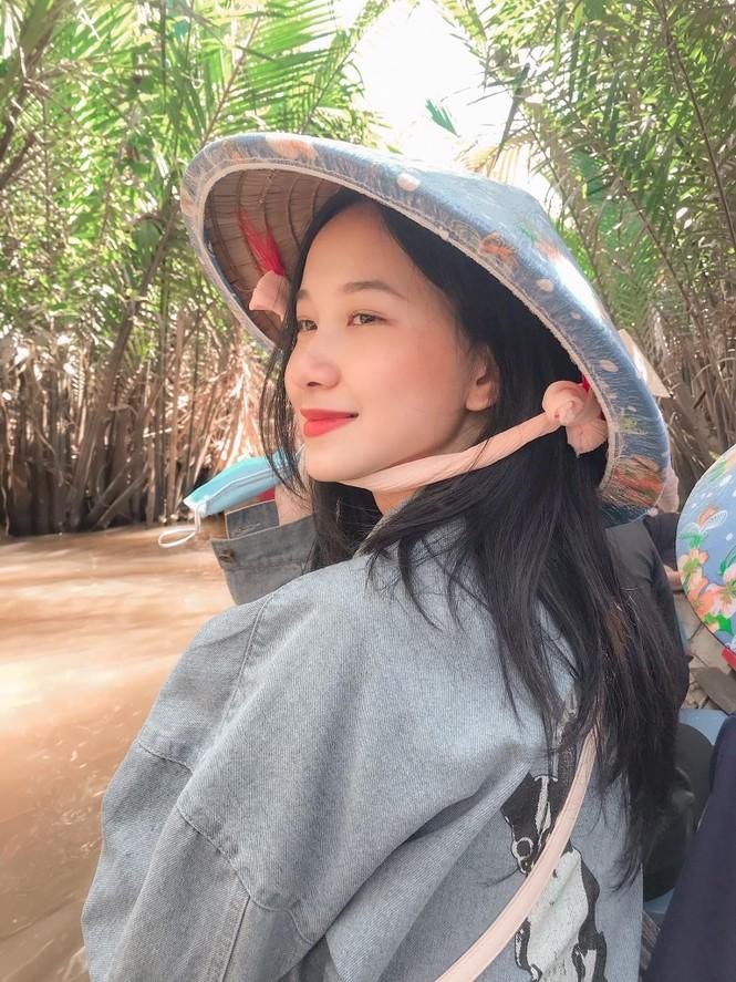 Người đẹp Du lịch Lê Trúc Linh ấn tượng về đất Mũi Cà Mau và ước mơ đặt chân tới cột cờ Lũng Cú - ảnh 2