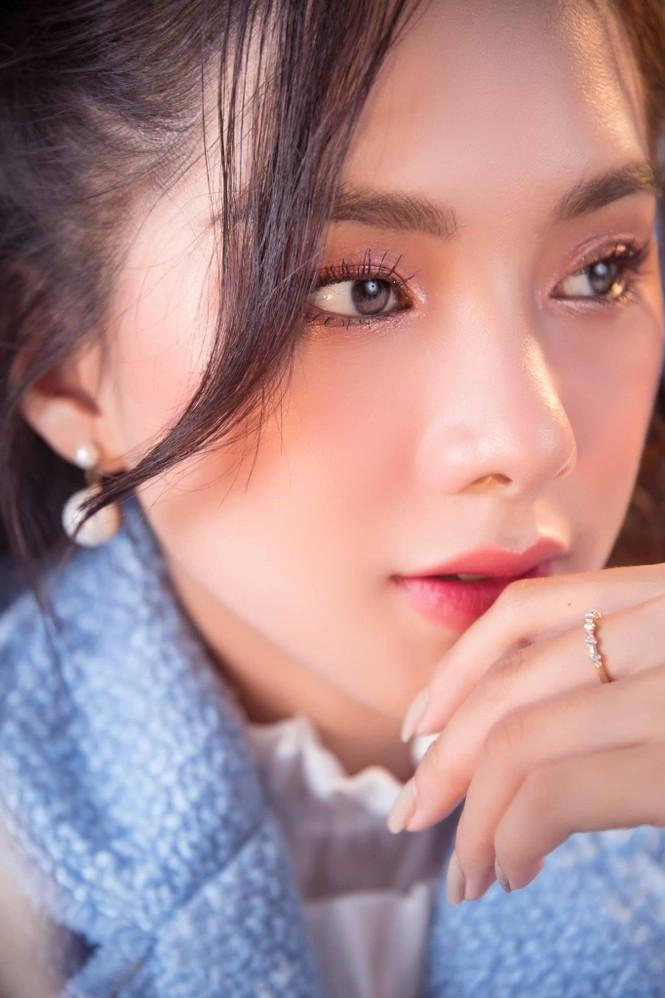 Nhan sắc người đẹp Hoa hậu Việt Nam vừa là 'bản sao' Baifern lại có nét của Lý Nhã Kỳ - ảnh 5