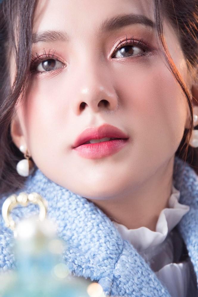 Nhan sắc người đẹp Hoa hậu Việt Nam vừa là 'bản sao' Baifern lại có nét của Lý Nhã Kỳ - ảnh 6