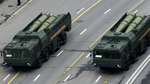 Tên lửa đạn đạo tầm ngắn Iskabder-M của Nga đã được triển khai ở Kanilingrad