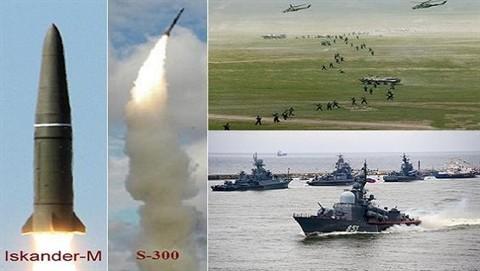 Nga đang tăng cường thực lực quân sự đáp trả mối đe dọa từ NATO