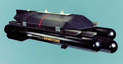 Tên lửa Brimstone uy hiếp xe tăng trên chiến trường - ảnh 2