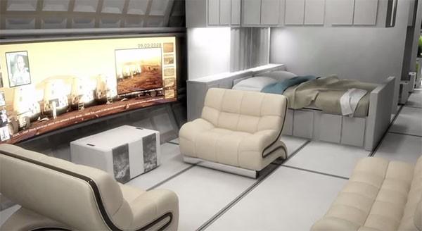 1001 thắc mắc: Muốn chuyển nhà lên sao hỏa, bạn phải trả bao tiền? - ảnh 1