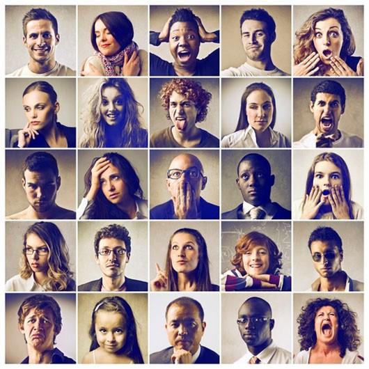 1001 thắc mắc: Gần 8 tỷ người sao không mặt ai giống nhau? - ảnh 1
