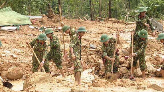 Tìm thấy thi thể Thiếu tướng Nguyễn Văn Man, Phó Tư lệnh Quân khu 4 - ảnh 10