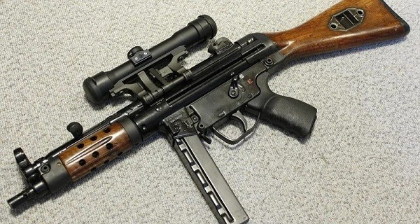 Súng máy và súng trường khác nhau như thế nào - ảnh 1